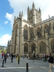 Bath Cathederal